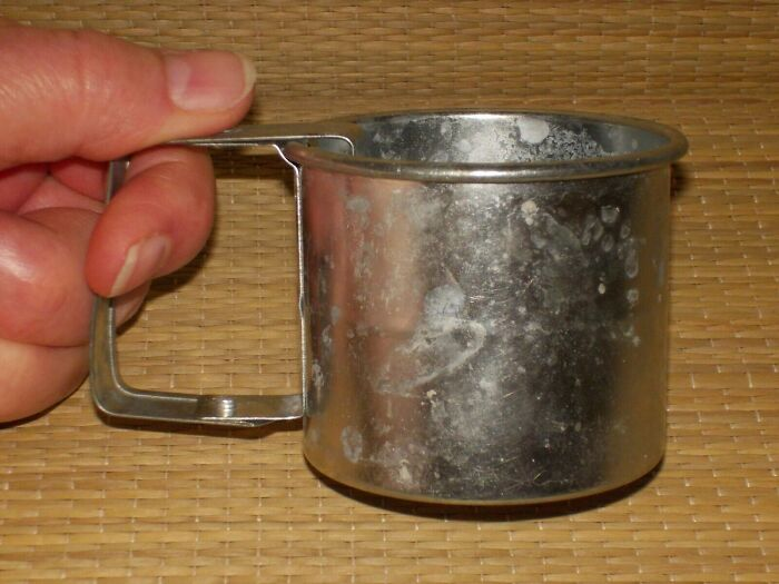 A Real Flour Sifter, Child-Size! I Sold It For $22.00