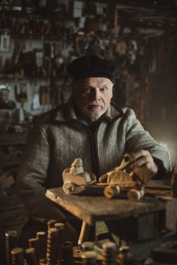 Lithuania Winner: 'Traditional Crafts: Portrait Of A Toymaker', By Simas Bernotas