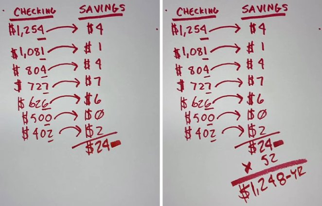 Clever And Understandable Way Of How To Save Some Money Every Day