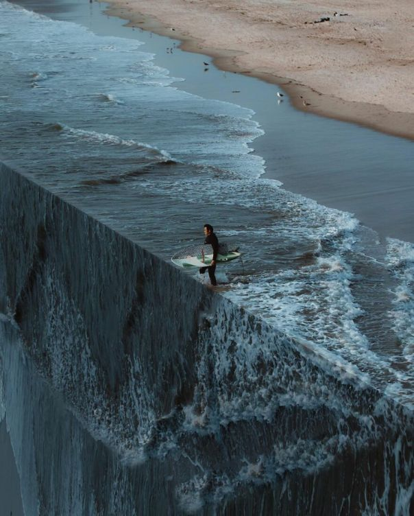 """Digital Artist Creates Surreal Images Where We Can See The """"Corner Of The Planet"""" (10 Pics)"""