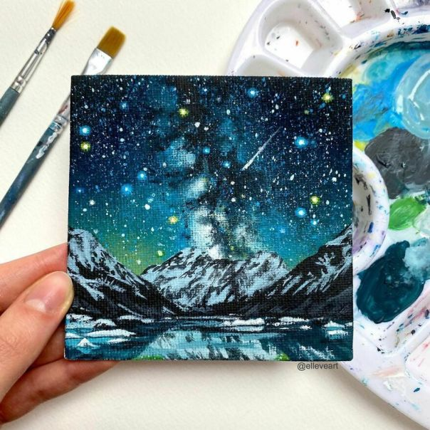 I Paint Memories And Moments In Miniature