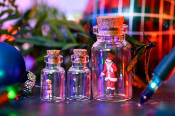 Quarantine Christmas