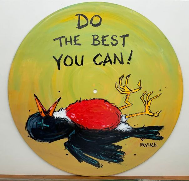 Do The Best You Can!