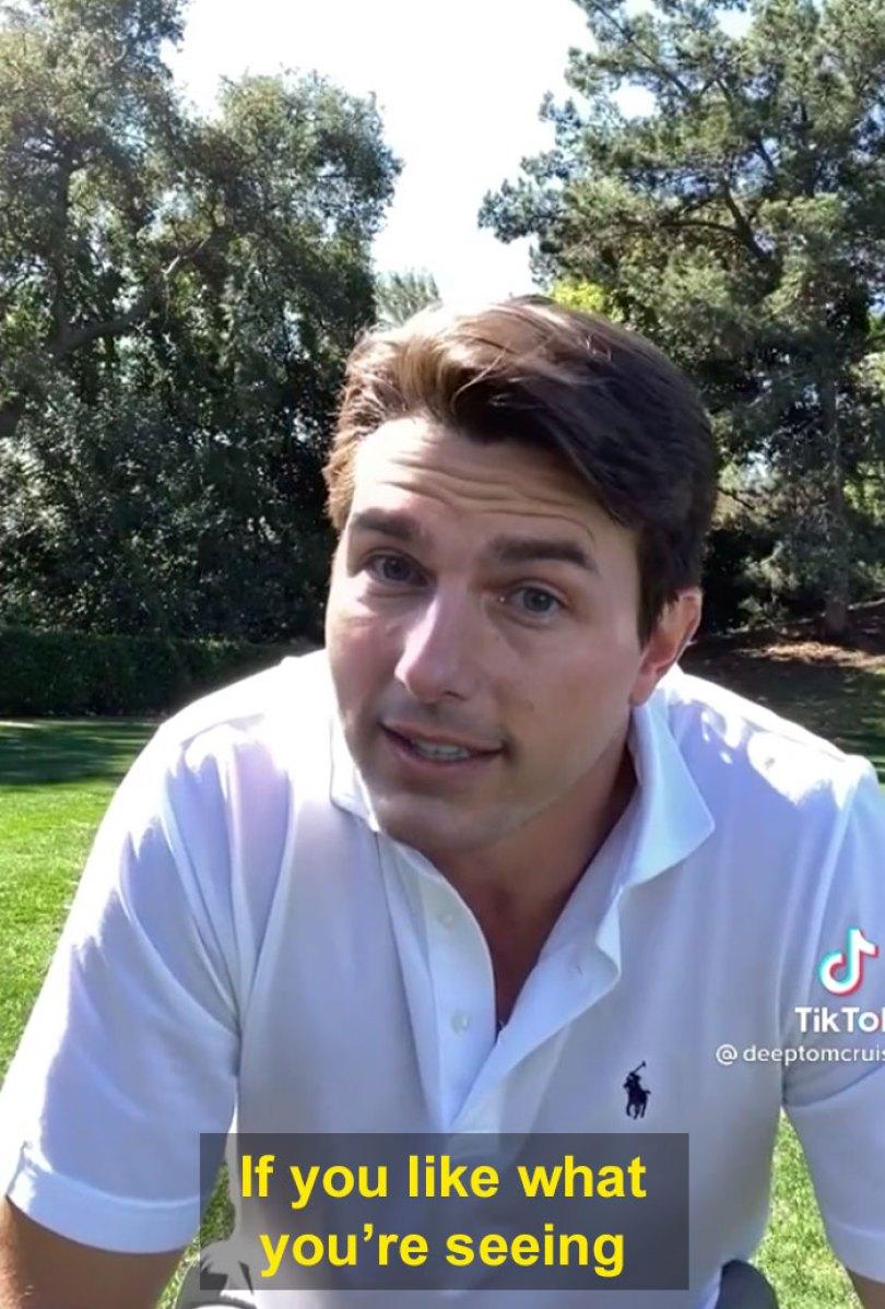 TikTok account shows fake Tom Cruise videos and its impossible not to say its real 603f56f8a85cc  700 - Deep Fake do Tom Cruise é a prova que no futuro você terá que provar que é você
