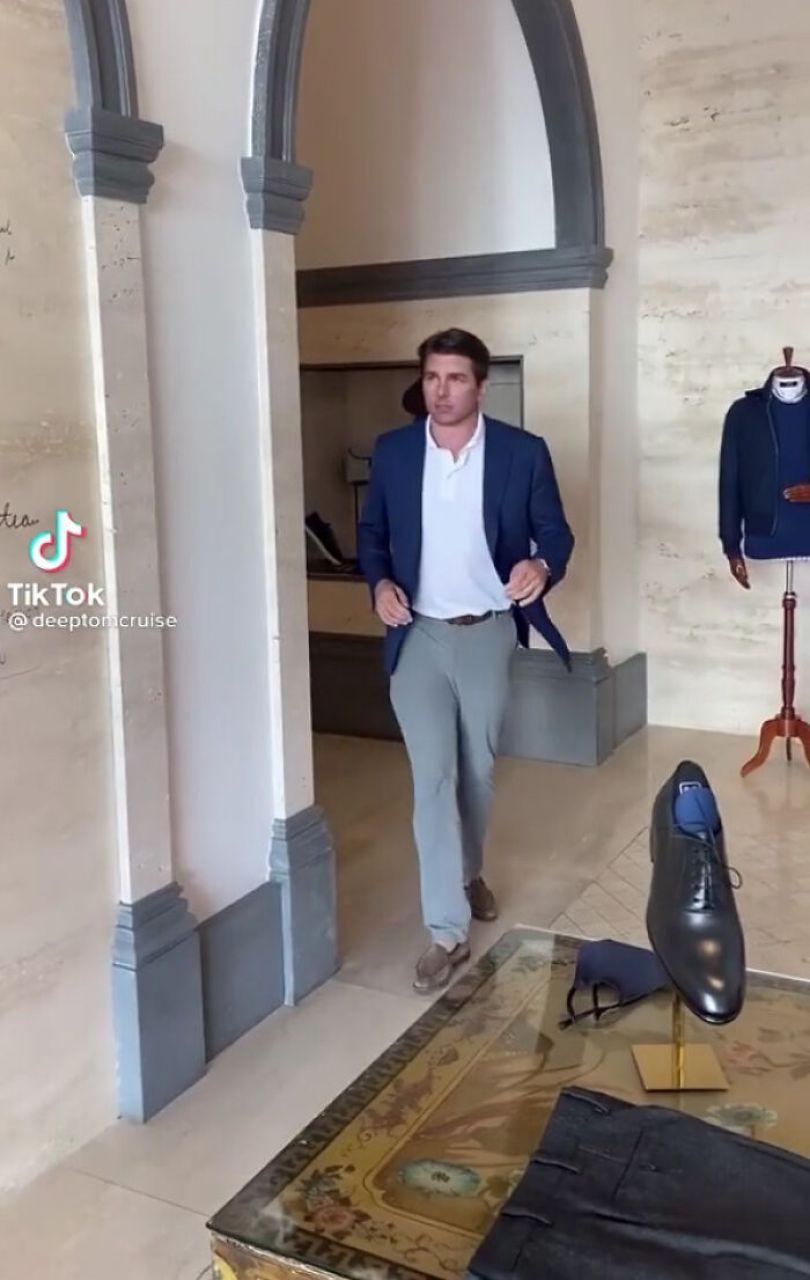 TikTok account shows fake Tom Cruise videos and its impossible not to say its real 603f571cb265a png  700 - Deep Fake do Tom Cruise é a prova que no futuro você terá que provar que é você