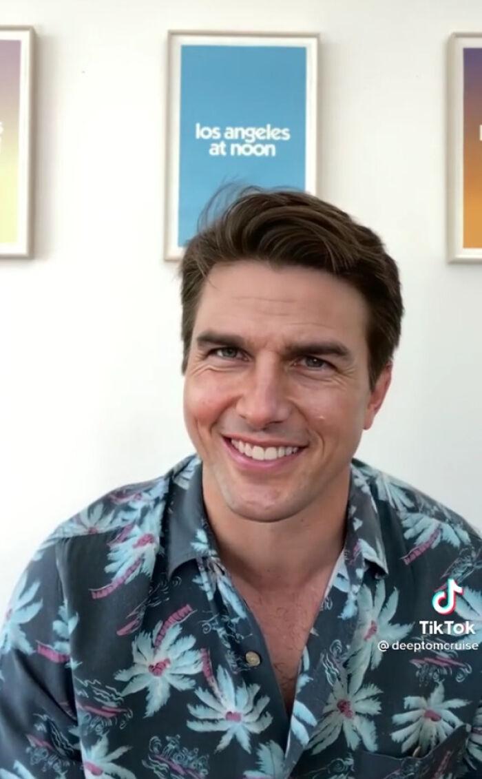 TikTok account shows fake Tom Cruise videos and its impossible not to say its real 603f574b659dd png  700 - Deep Fake do Tom Cruise é a prova que no futuro você terá que provar que é você