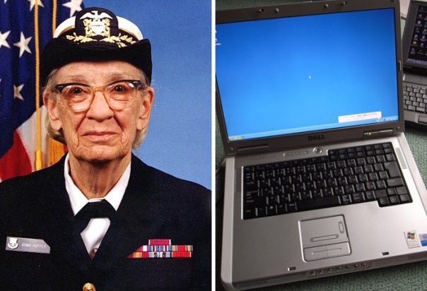Grace Hopper Invented The First Computer Language Compiler