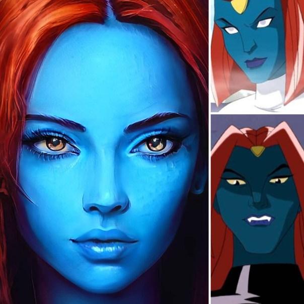 Mystique From X-Men