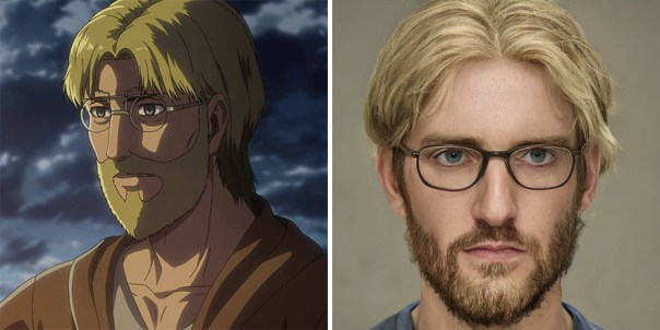 Zeke Yeager From Attack On Titan