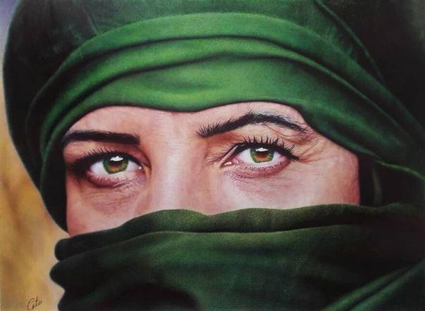 Realistic-Ballpoint-Pen-Drawings-Mostafa-Khodeir