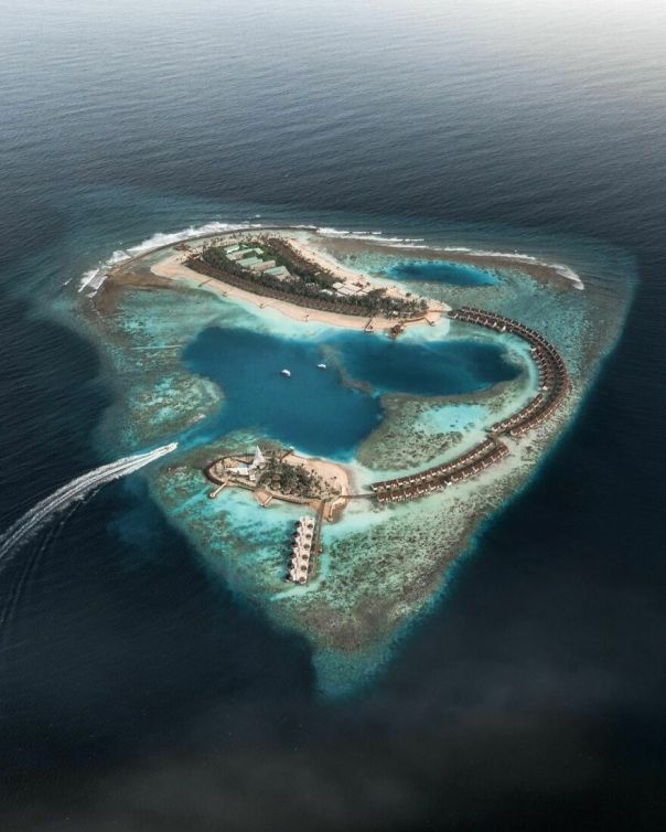 Island Retreats, Maldives