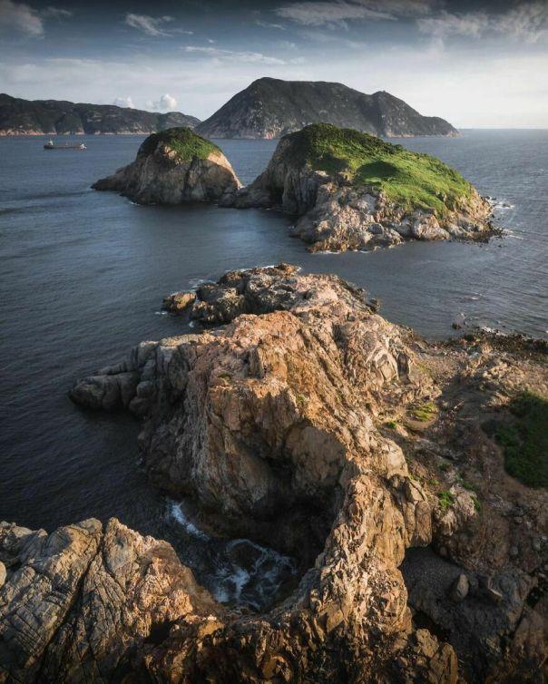 Cape D'Aguilar, Hong Kong