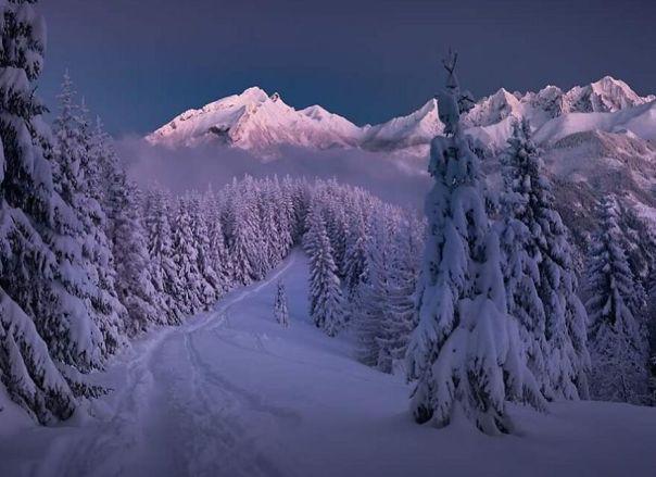 Gęsia Szyja, Tatra Mountains