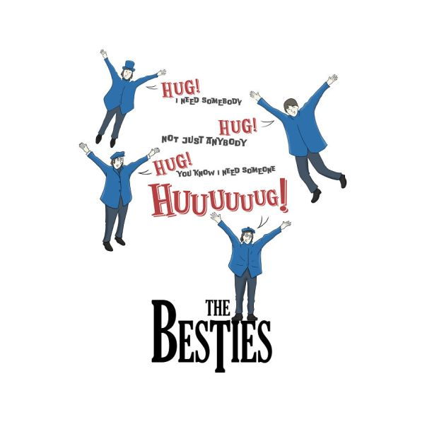 The Besties - Hug!