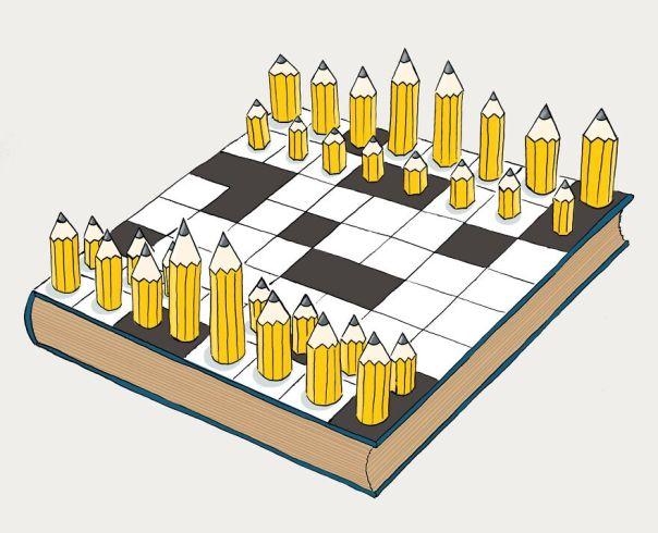 Crossword Chess