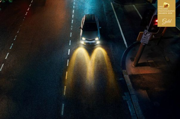 Mac Your Night – Car By Danny Eastwood. Gold In Advertising