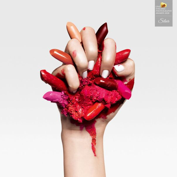 Power Of Beauty By Cheuk Lun Lo. Silver In Advertising