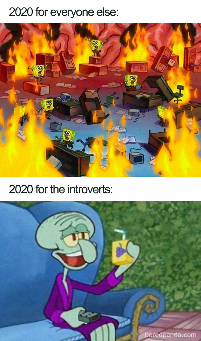 2020 Is The Year Of The Introvert