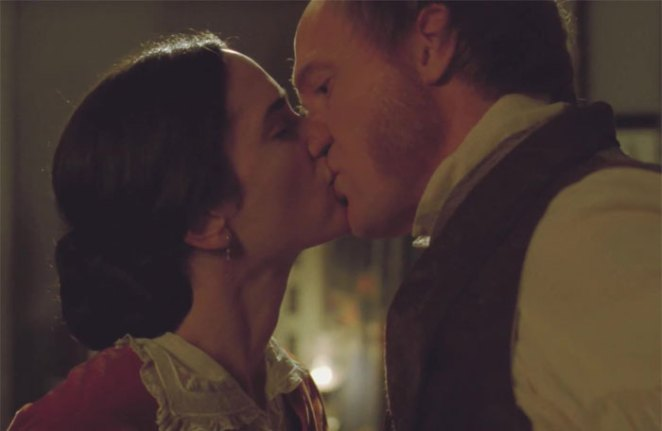 Spouses Jennifer Connelly And Paul Bettany Played Wife And Husband In Creation (2009)