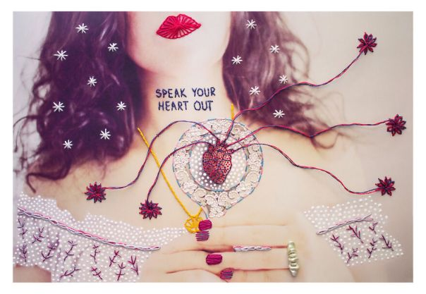 Speak Your Heart Out