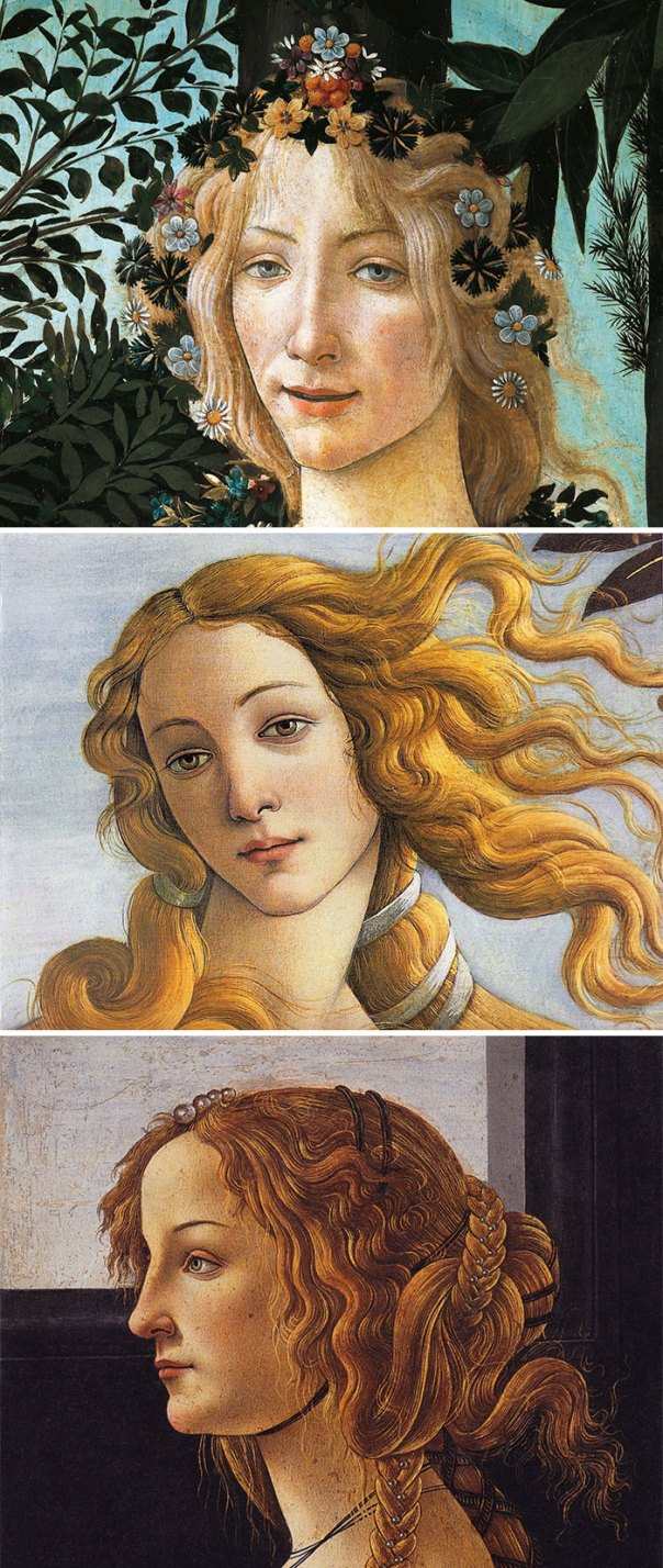 """""""If She's Blonde And Has This Exact Face, It's A Botticelli"""""""