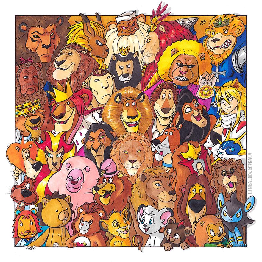 Lion Team