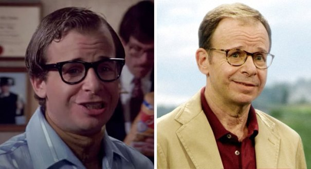 Rick Moranis, The Star Of 'Honey, I Shrunk The Kids' Became A Stay-At-Home Dad To Care Of His 2 Children After His Wife Passed Away In 1991