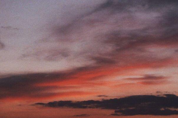 I Photographed Sunsets During Quarantine Days