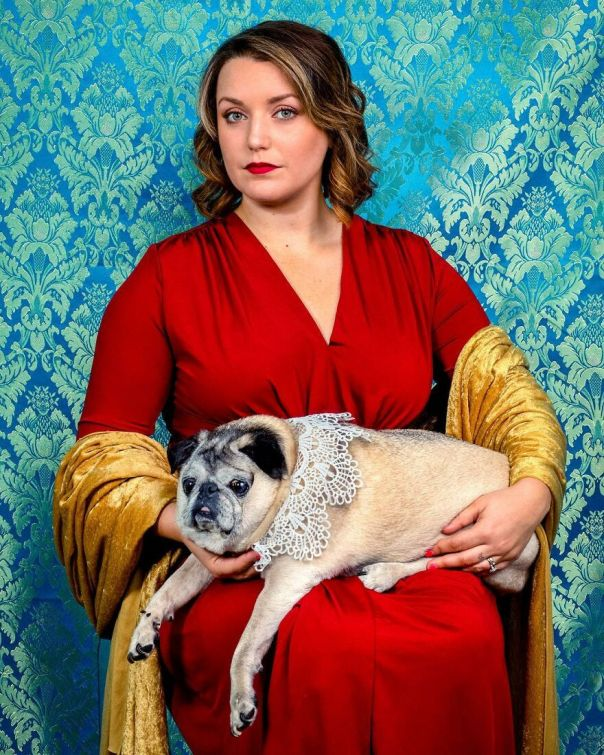 This Photographer Makes Fun And Quirky Portraits Of Its Owners With Their Pets (100 Pics)