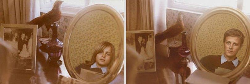 back to the future irina werning 10 - Fotógrafa Argentina recria foto antiga com a mesma pessoa anos depois - Parte 2