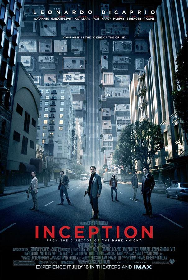 Movie Poster Creative Save The Date Invitation Idea