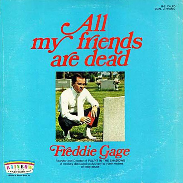 worst album covers freddie gage