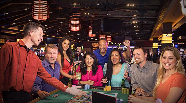 Play The Best Casino Games Near Wichita KS