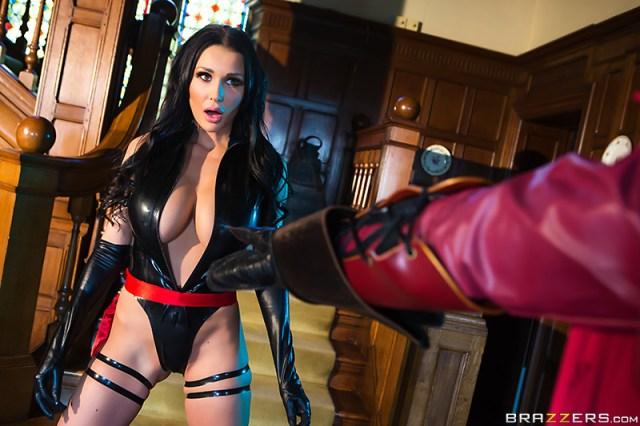 Patty Michova - Brazzers - Pornstars Like It Big - XXX-Men: Psylocke vs Magneto (XXX Parody)