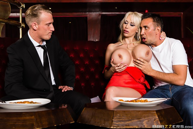 Sandra Star - Brazzers - Real Wife Stories - Have You Been Served?