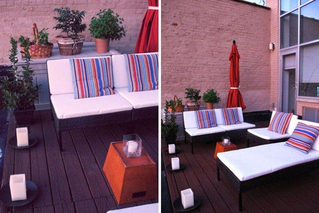 Beautiful Arredo Terrazze E Verande Contemporary - Amazing Design ...
