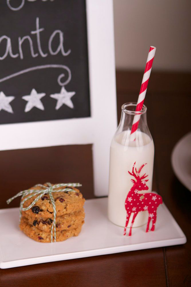 16 New Ways To Leave Milk And Cookies For Santa Brit Co