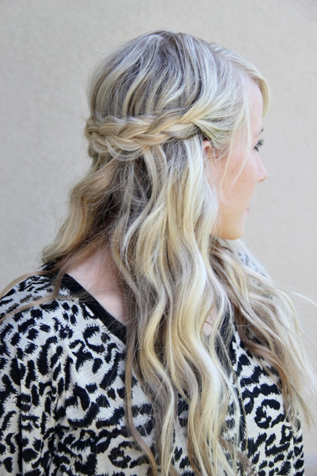 20 Fab Hairstyles For Every Summer Occasion Brit Co
