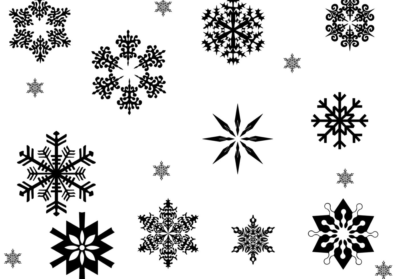 Pinceles De Nieve