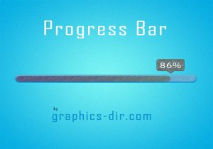 PSD Progress Bar | Free Photoshop PSDs at Brusheezy!