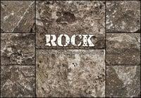 20 textura de la roca PS Brushes ABR vol.8