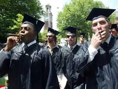 Entitlement – Your 100K diploma won't make cold calls