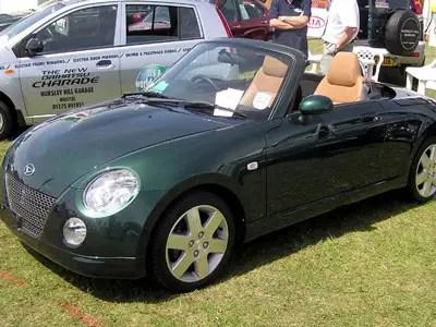 7. The Daihatsu Copen
