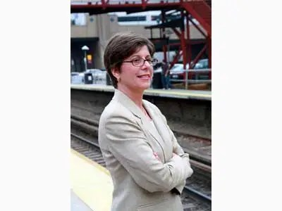 Long Island Railroad President Helena Williams