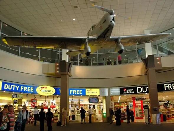 #8 Auckland International Airport