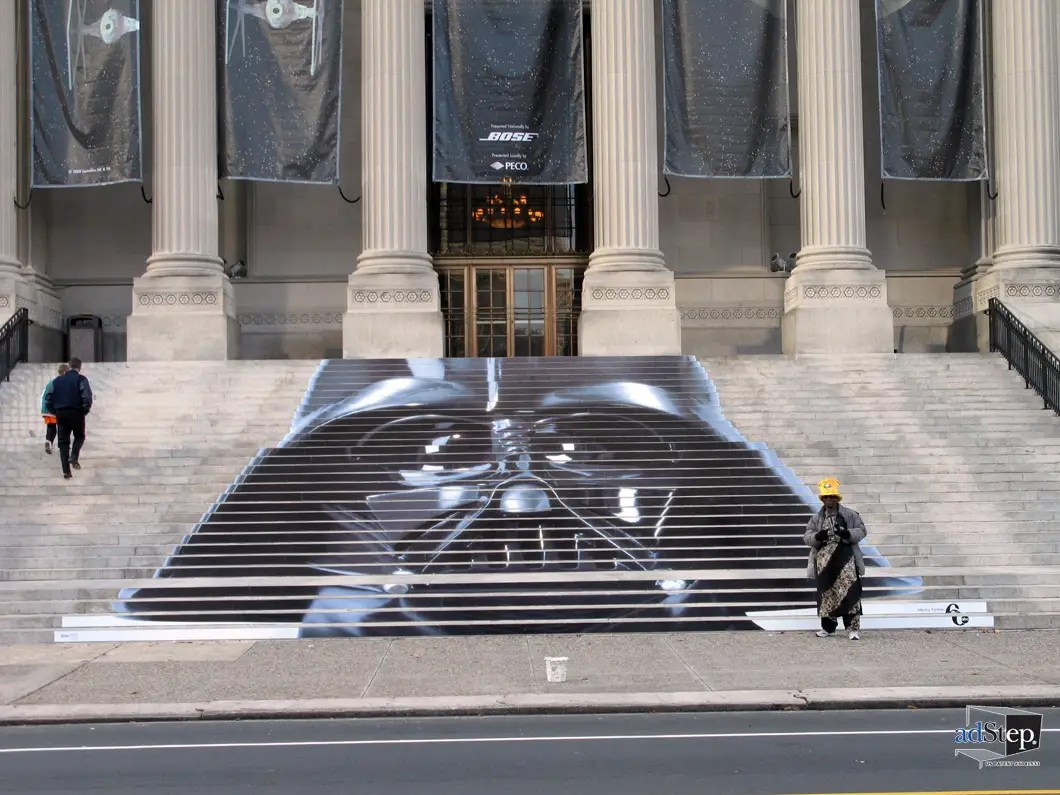 Star Wars exhibit at The Franklin Institute, Philadelphia