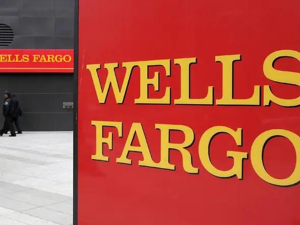 Wells Fargo and Co.