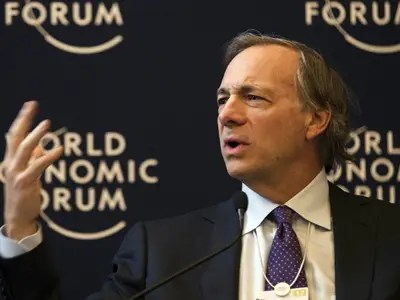 Hedge fund manager Ray Dalio uses Transcendental Meditation to check his ego