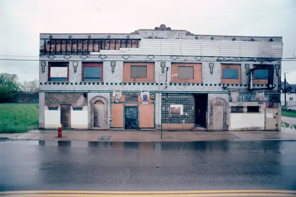 Del Ray Building, 2008