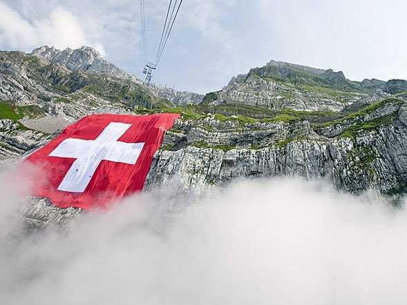10. Switzerland